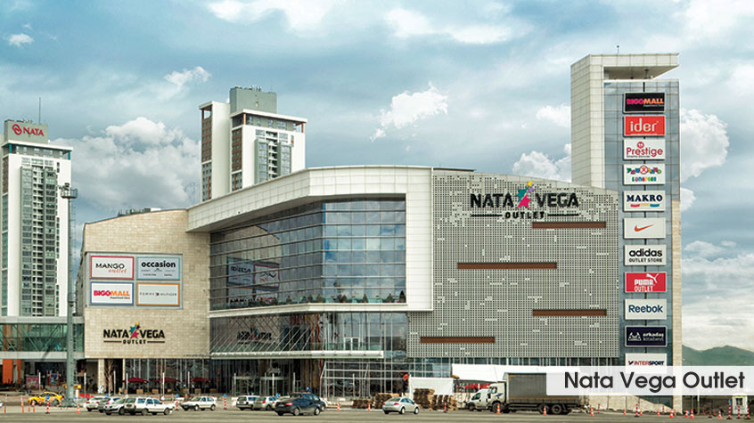 Nata Vega Outlet